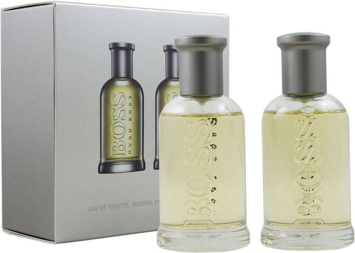 Hugo Boss Boss Bottled Geschenkset 2 x 50ml EDT