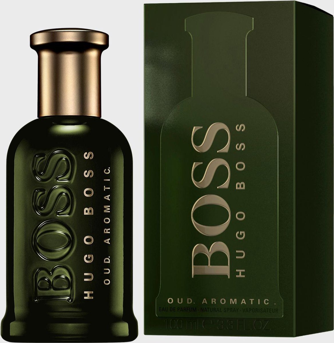 Hugo Boss Boss Bottled Oud Aromatic 100ml EDP Spray