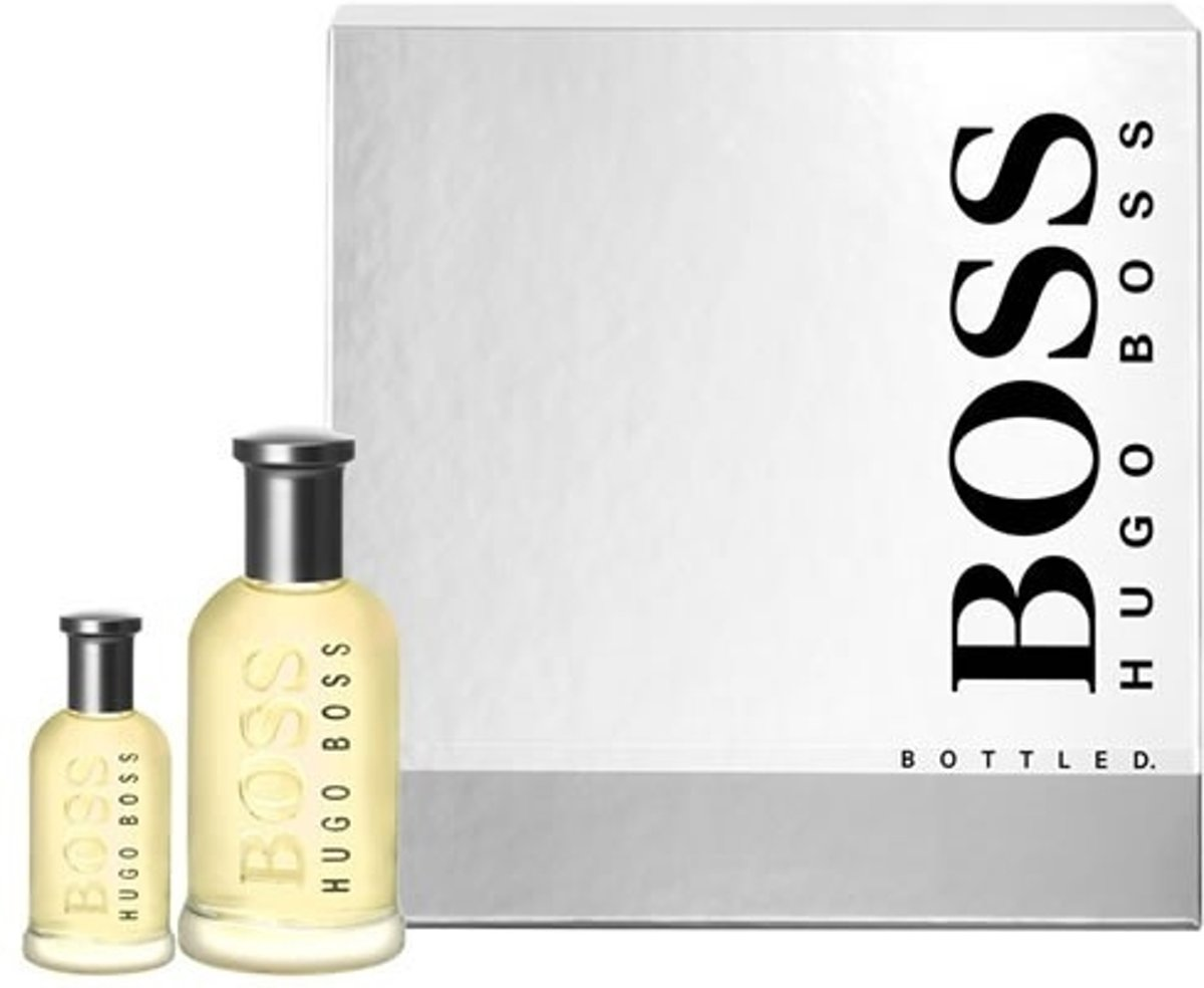 Hugo Boss Bottled EDT 100 ml + 30 ml Eau De Toilette Cadeauset