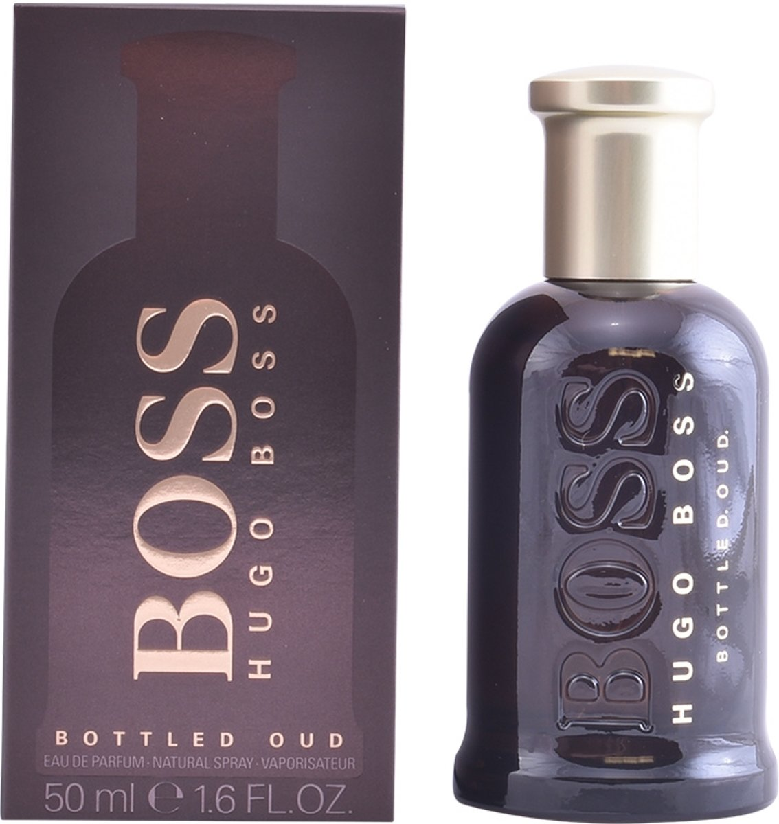 Hugo Boss Bottled Oud - 50ml - Eau de parfum