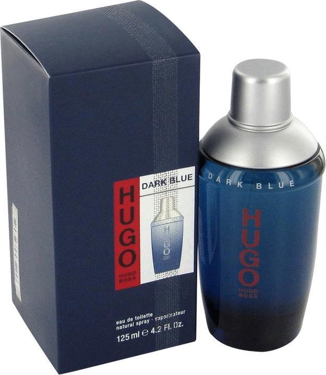 Hugo Boss Dark Blue Man - 125 ml - Eau de toilette