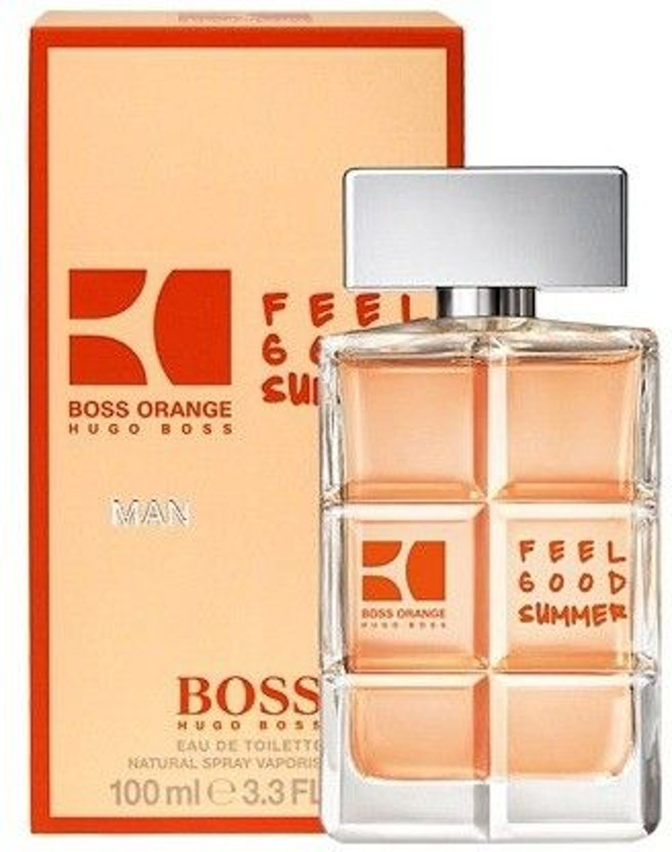 Hugo Boss Orange Feel Good Summer EDT 100 ml