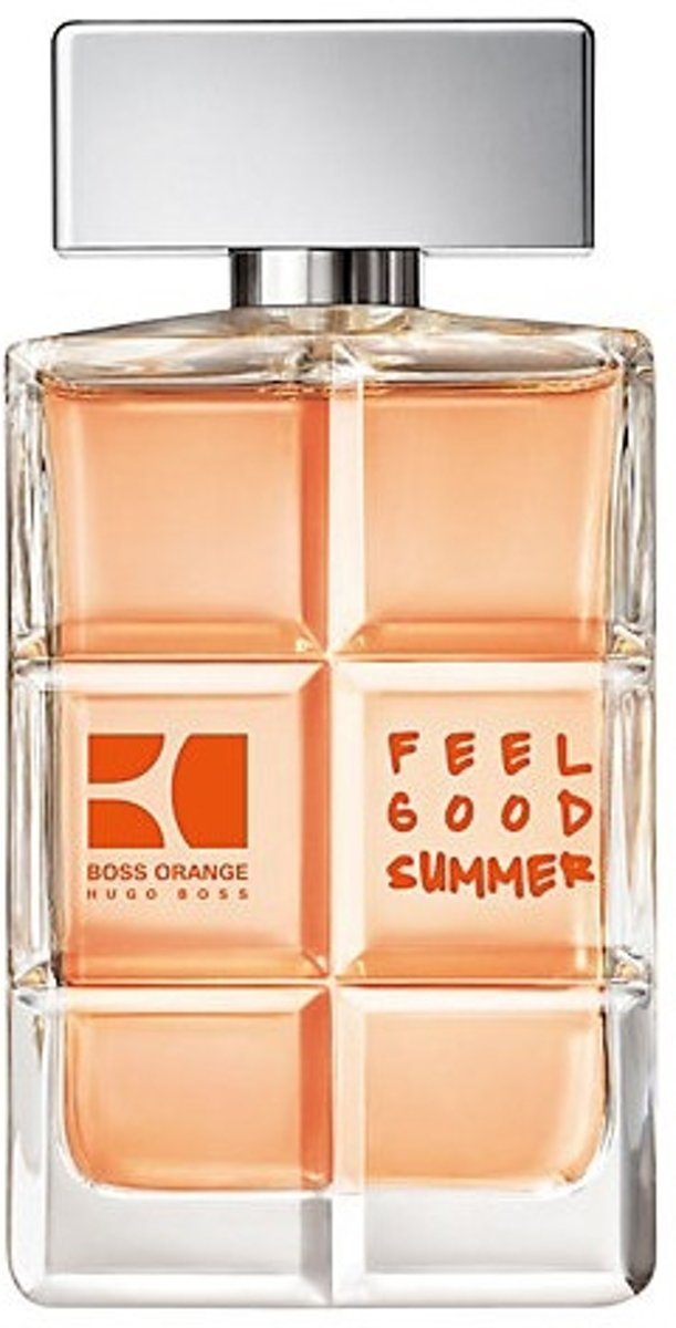 Hugo Boss Orange Man Feel Good Summer 60 ml - Eau de Toilette - for Men