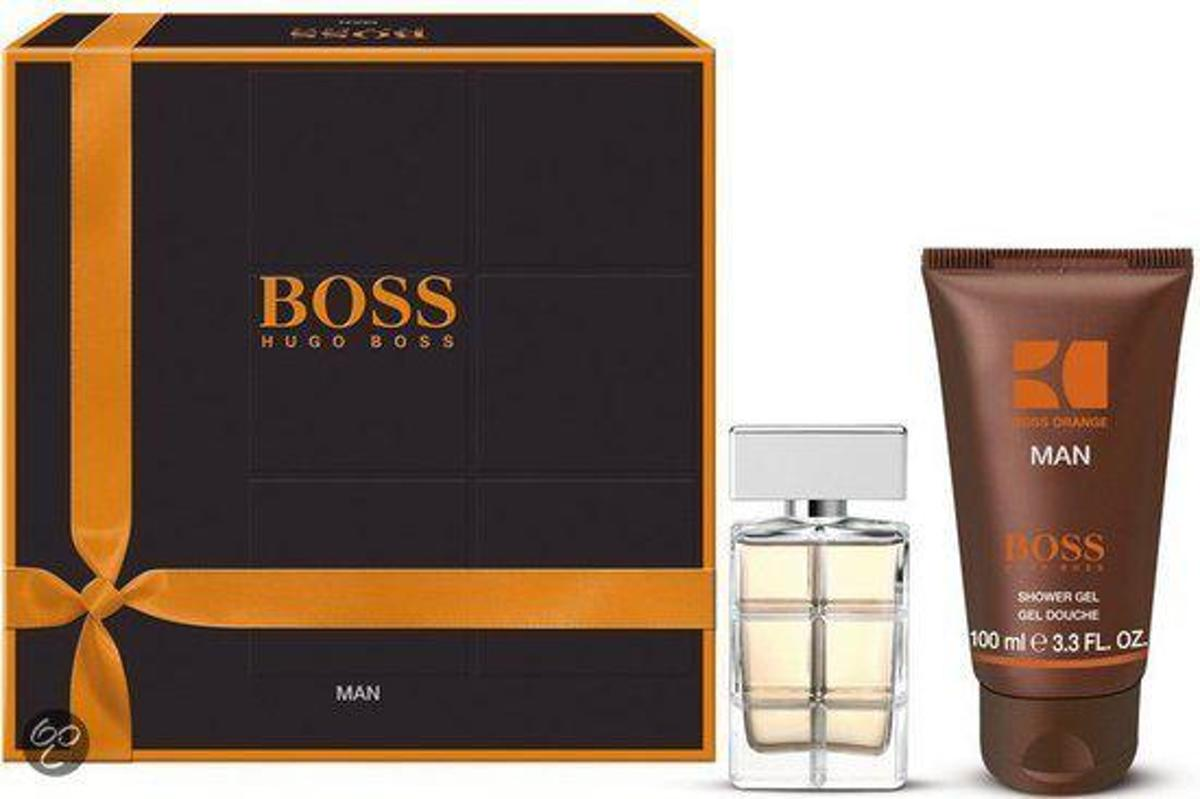 Hugo Boss Orange for Men - 2 delig - Geschenkset