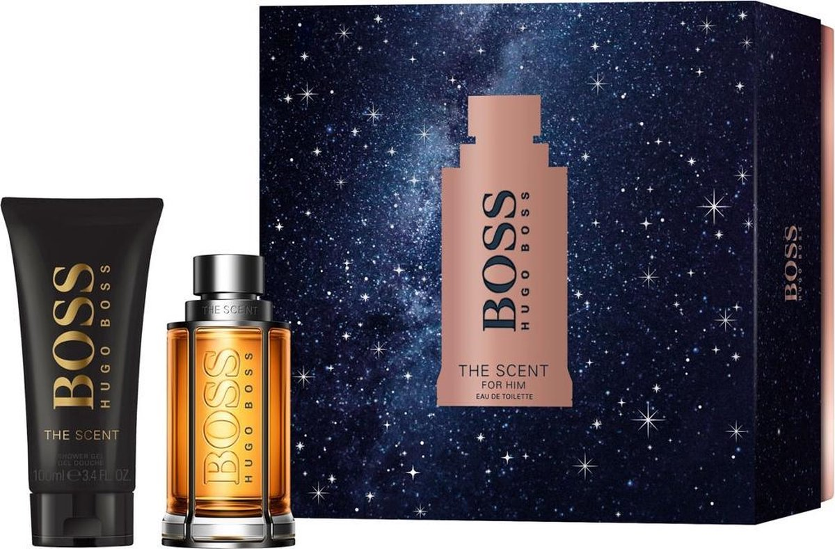 Hugo Boss The Scent For Him Giftset 2 st.