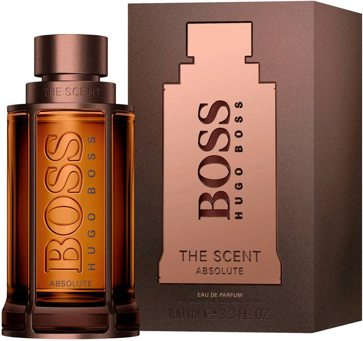Hugo Boss-boss THE SCENT ABSOLUTE edp spray 100 ml