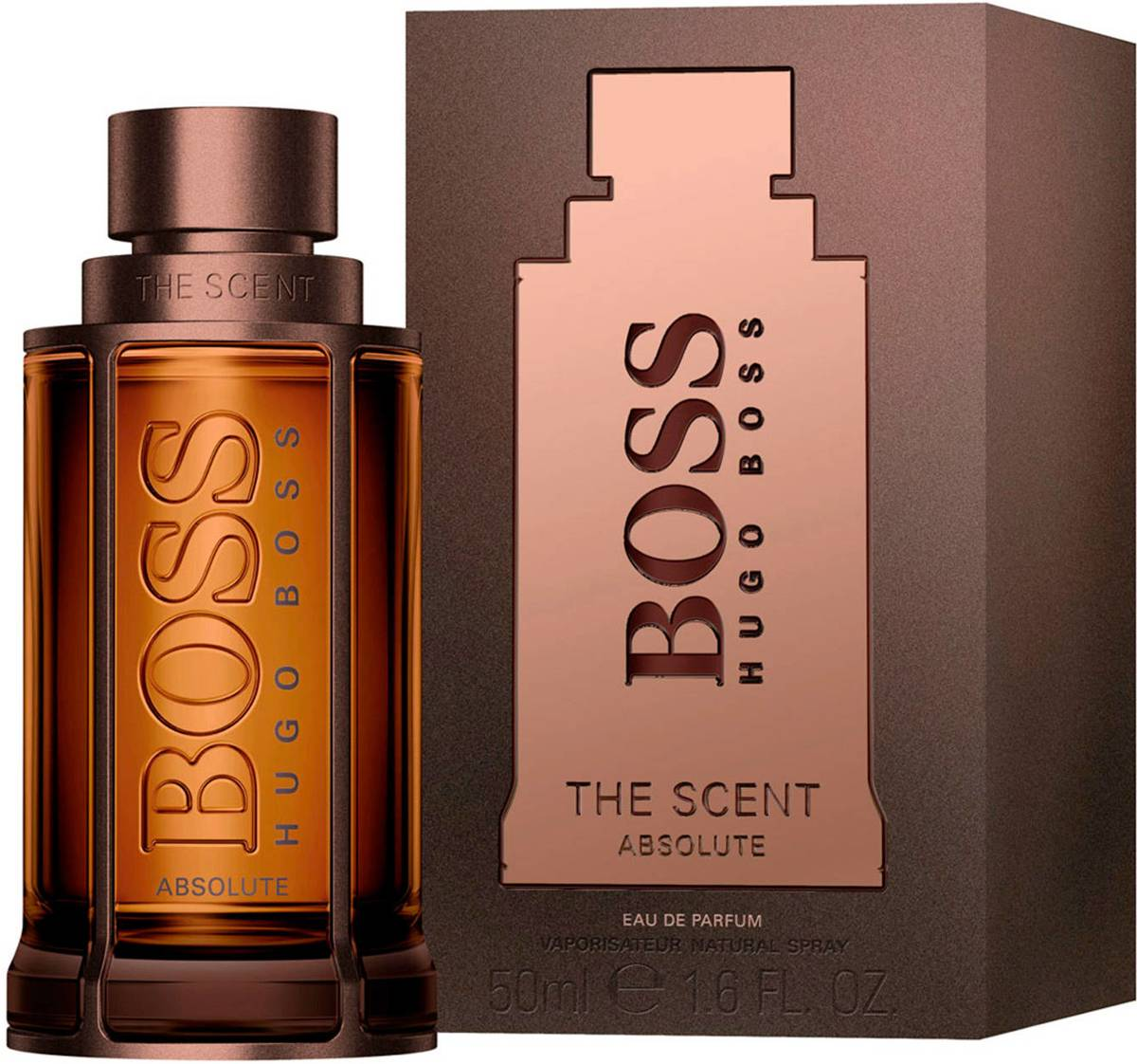 Hugo Boss-boss THE SCENT ABSOLUTE edp spray 50 ml