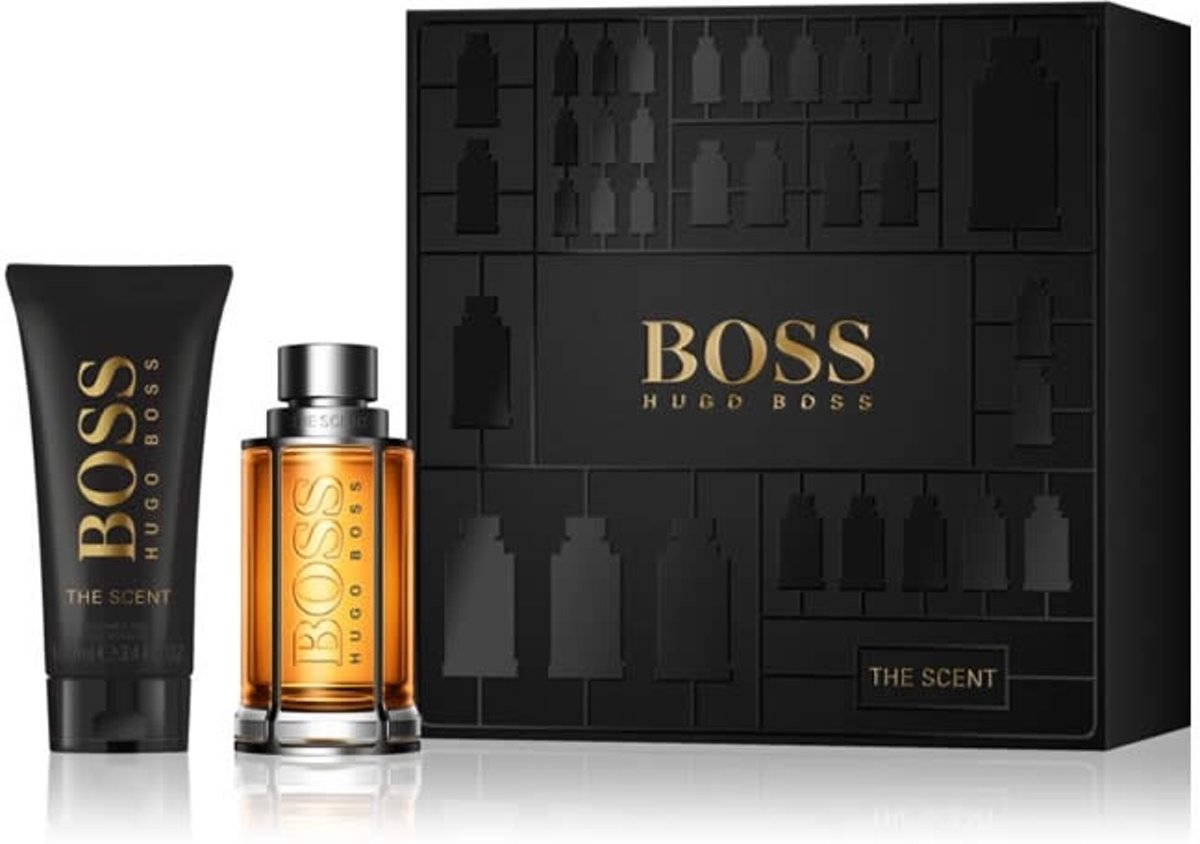 Hugo Boss-boss THE SCENT SET 2 pz