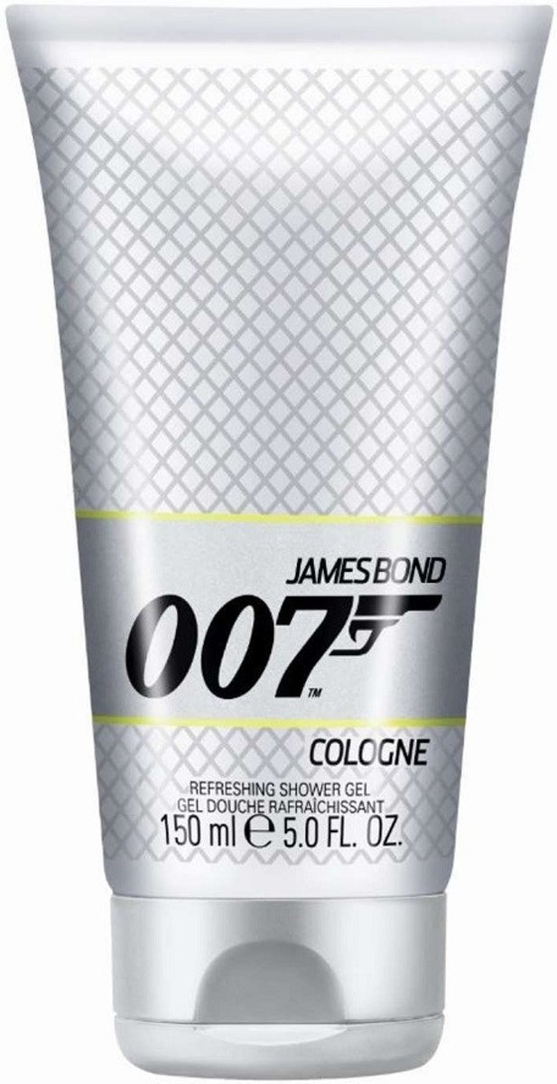 James Bond 007 Cologne Shower Gel 150ml