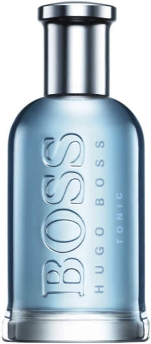 MULTI BUNDEL 2 stuks Boss Bottled Tonic Eau De Toilette Spray 50ml