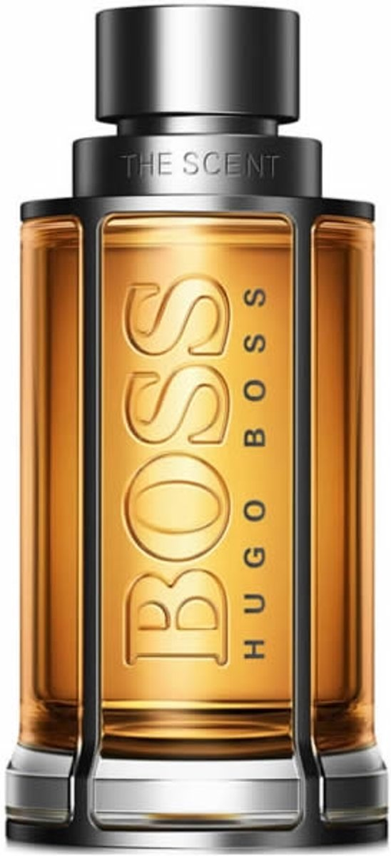 MULTI BUNDEL 2 stuks Boss The Scent Eau De Toilette Spray 200ml