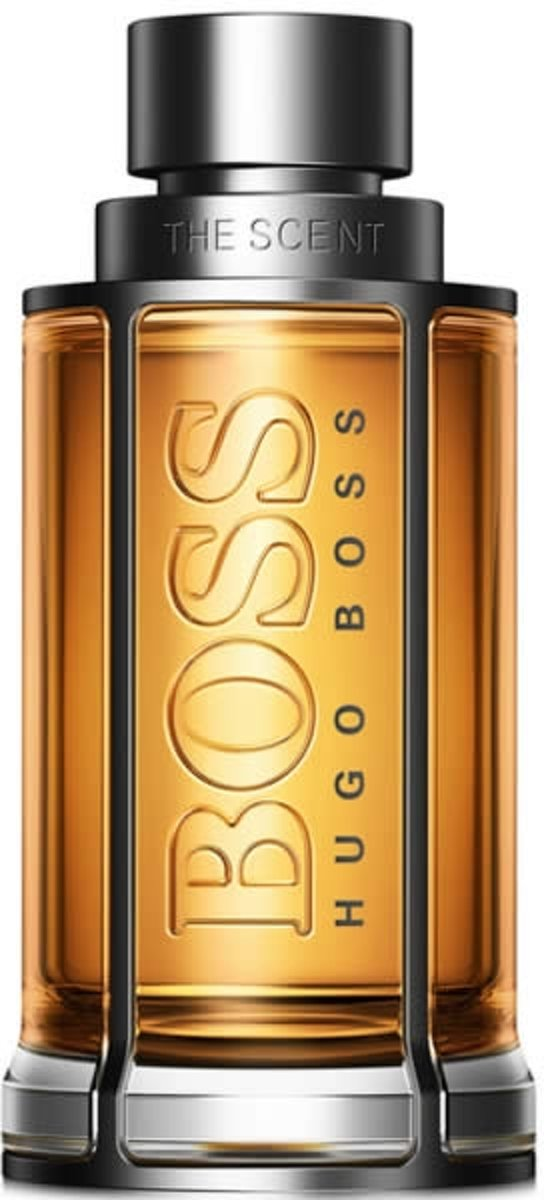MULTI BUNDEL 2 stuks Boss The Scent eau de toilette spray 50 ml