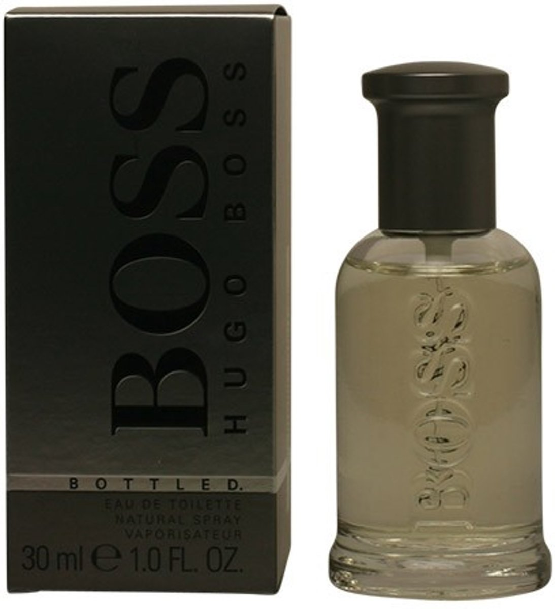 PROMO 2 stuks BOSS BOTTLED eau de toilette spray 30 ml
