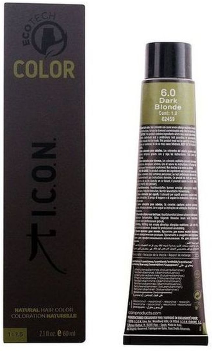 Permanente Kleur Ecotech Color I.c.o.n. (60 ml)