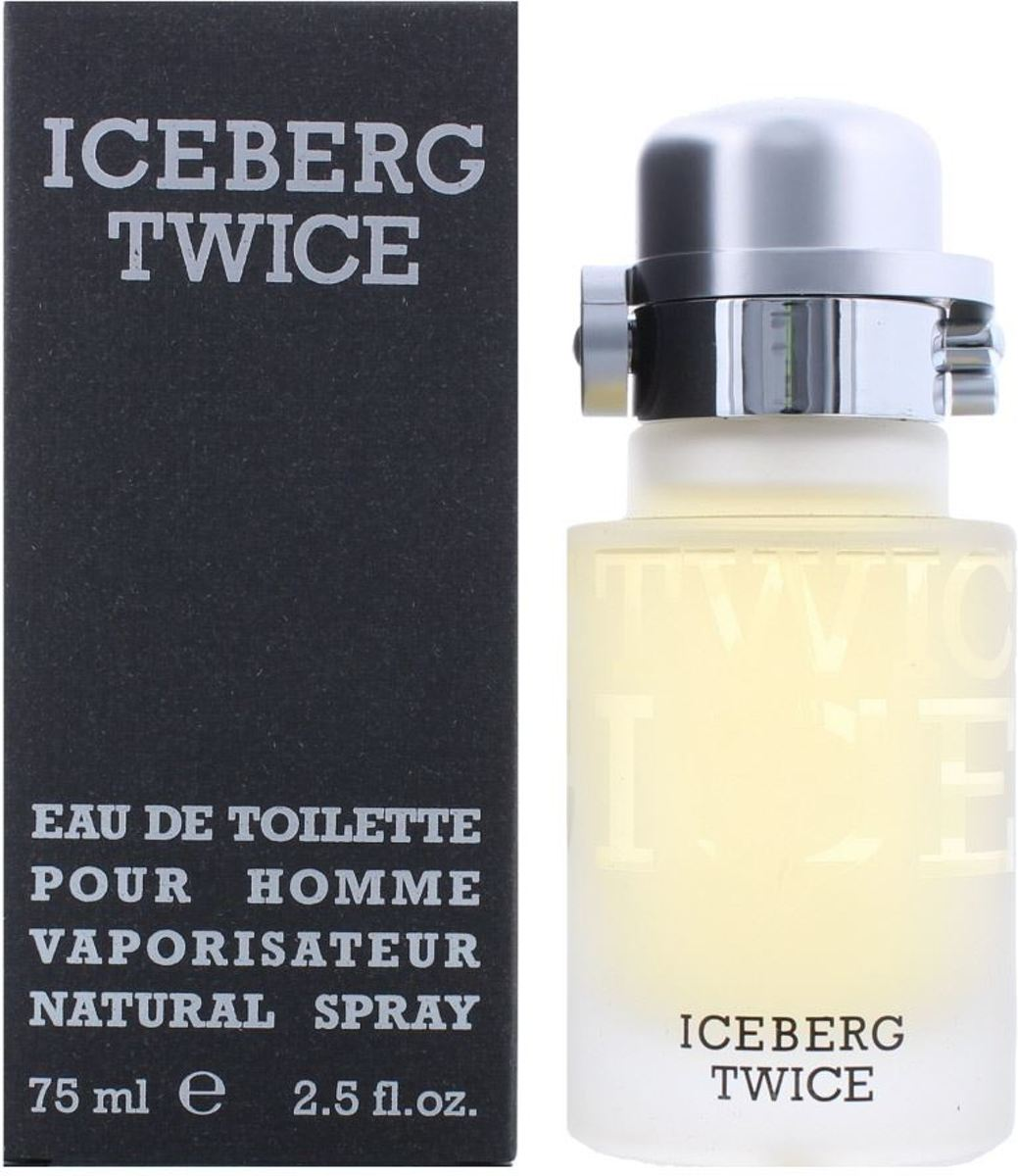 ICEBERG TWICE(W)EDT 75
