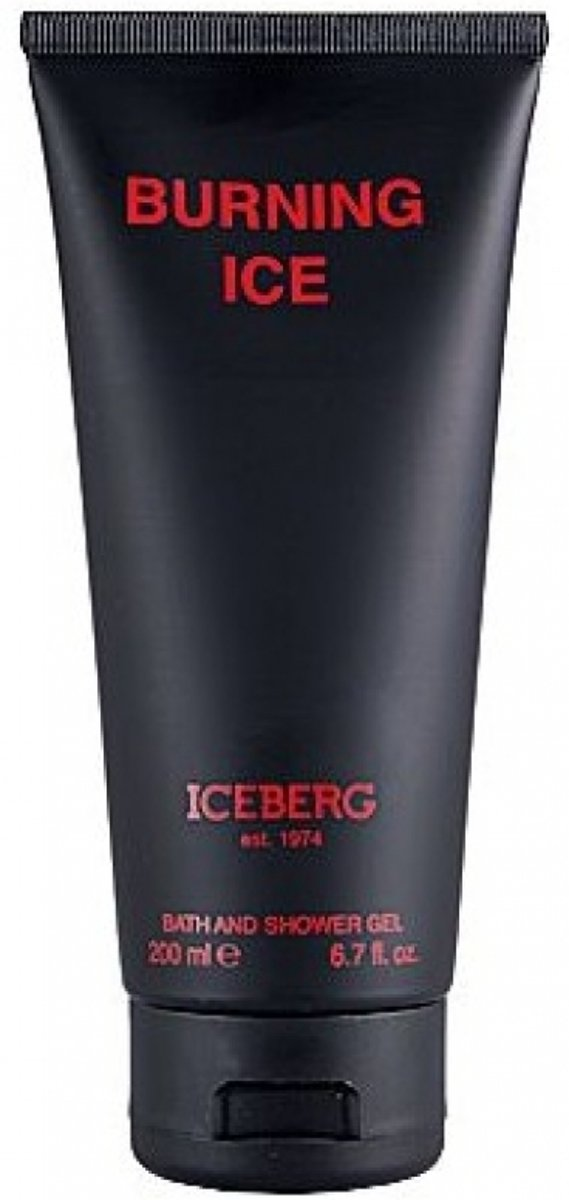 Iceberg Burning Ice Douchegel 200 ml