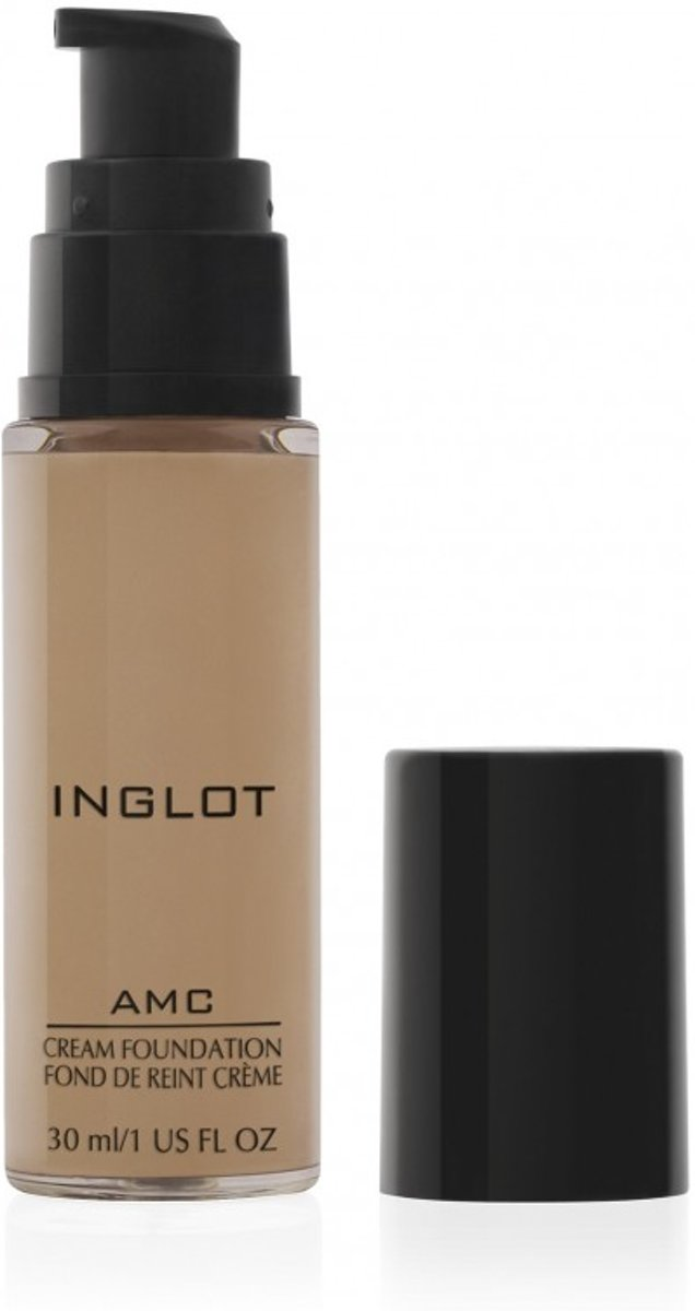 INGLOT - AMC Cream Foundation LW600 - Foundation