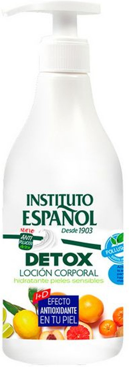 Body Lotion Detox Instituto Español (500 ml)