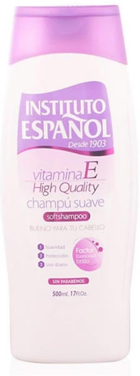 Instituto Español Vitamina E Shampoo 750ml