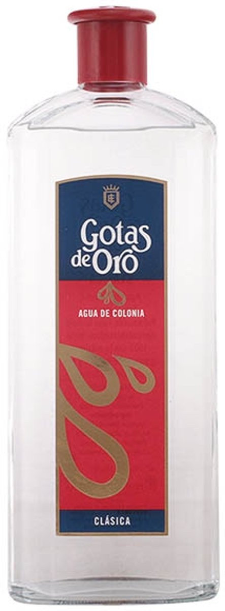 Instituto Espanol - GOTAS DE ORO clasica - eau de cologne - 750 ml