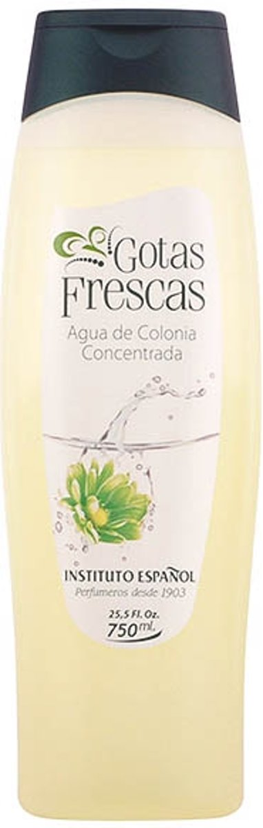 Instituto Espanol - GOTAS FRESCAS - eau de cologne - 750 ml