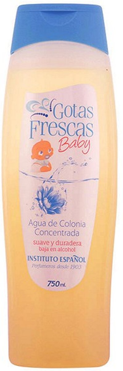 Instituto Espanol - GOTAS FRESCAS BABY - eau de cologne - 750 ml