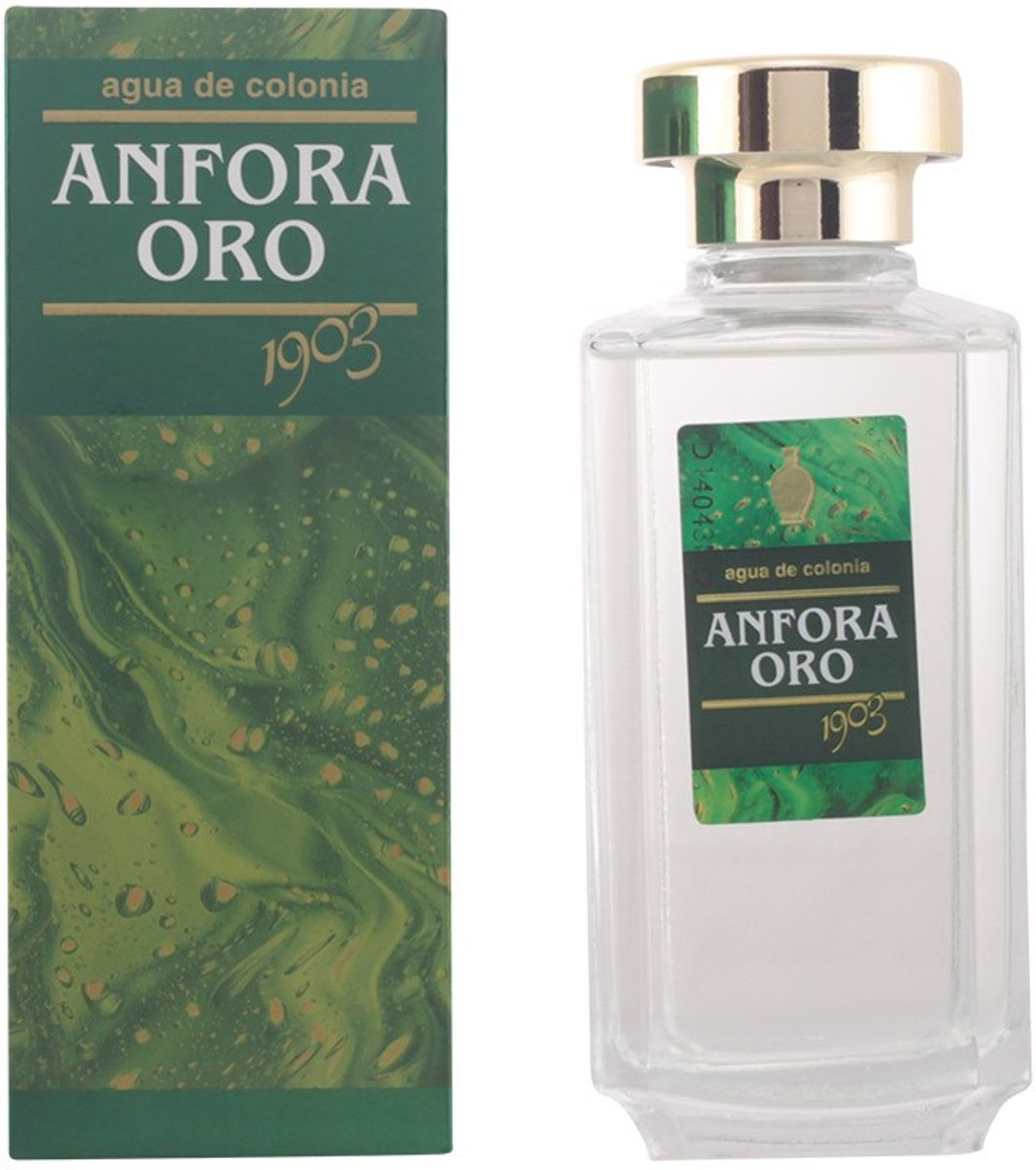 MULTI BUNDEL 2 stuks - Instituto Espanol - ANFORA ORO - eau de cologne - flacon 400 ml