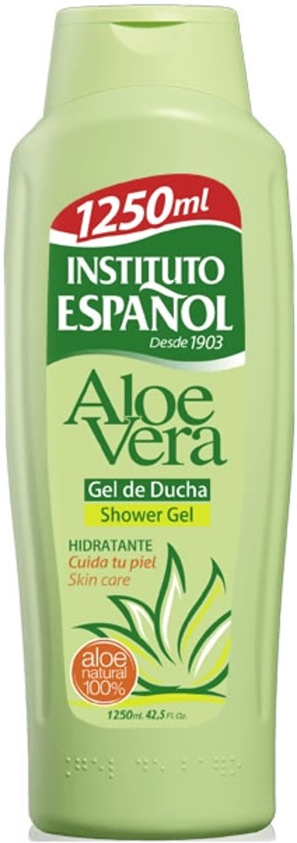 MULTI BUNDEL 5 stuks Instituto Espanol Aloe Vera Shower Gel 1250ml