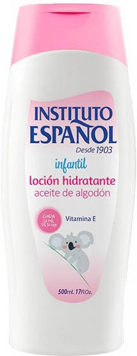 Vochtinbrengende Lotion Instituto Español (500 ml)
