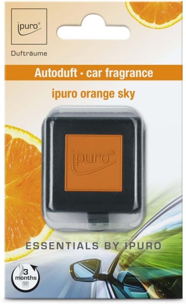 Ipuro Orange Sky Auto Parfum 1 st.