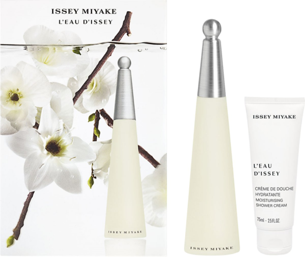 Issey Miyake LEau DIssey Pour Femme Giftset 125 ml