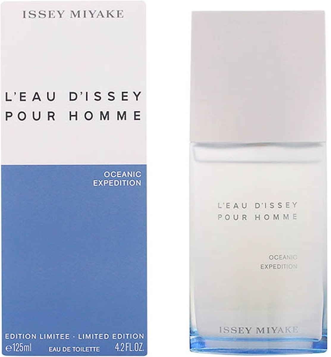 Issey Miyake LEau DIssey Pour Homme Oceanic Expedition Edt 125 ml