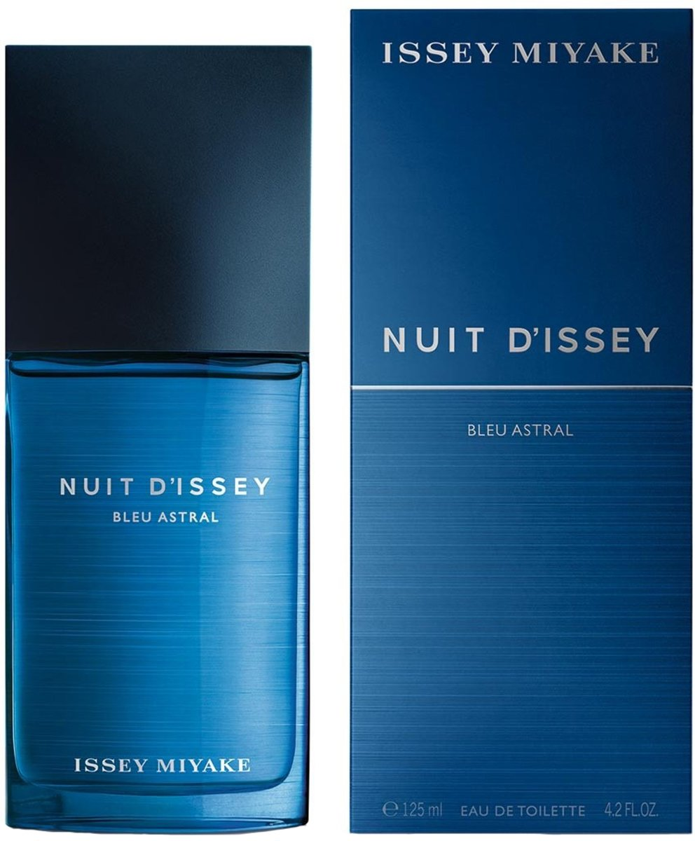 Nuit dIssey Bleu Astral Pour Homme 125ml EDT Spray