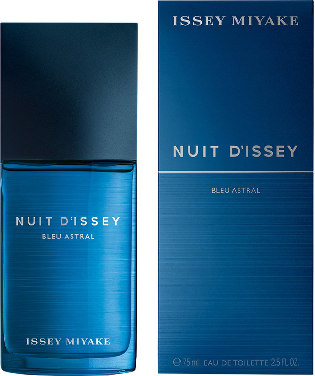 Nuit dIssey Bleu Astral Pour Homme 75ml EDT Spray
