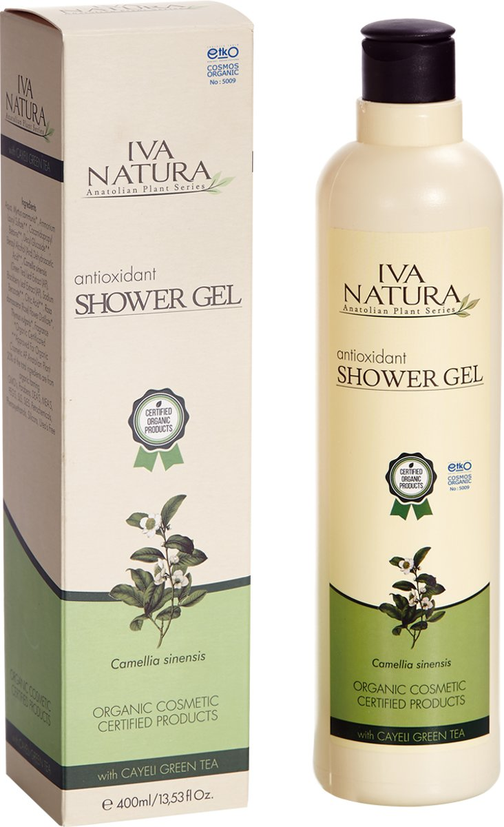 Iva Natura Antioxidant Shower Gel 400ml