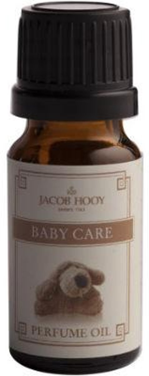 Jacob Hooy Parfum olie Baby care 10 ml