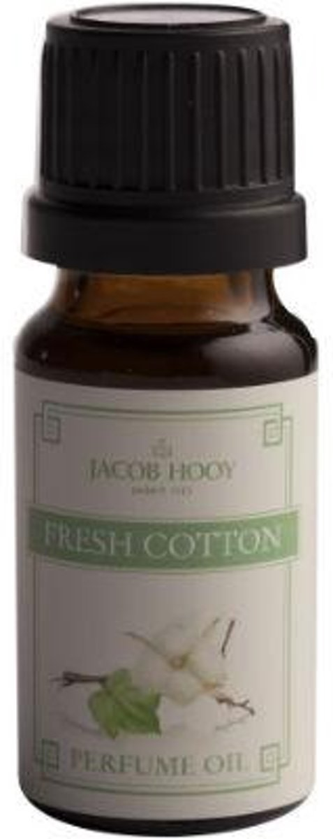 Jacob Hooy Parfum olie Fresh Cotton 10 ml