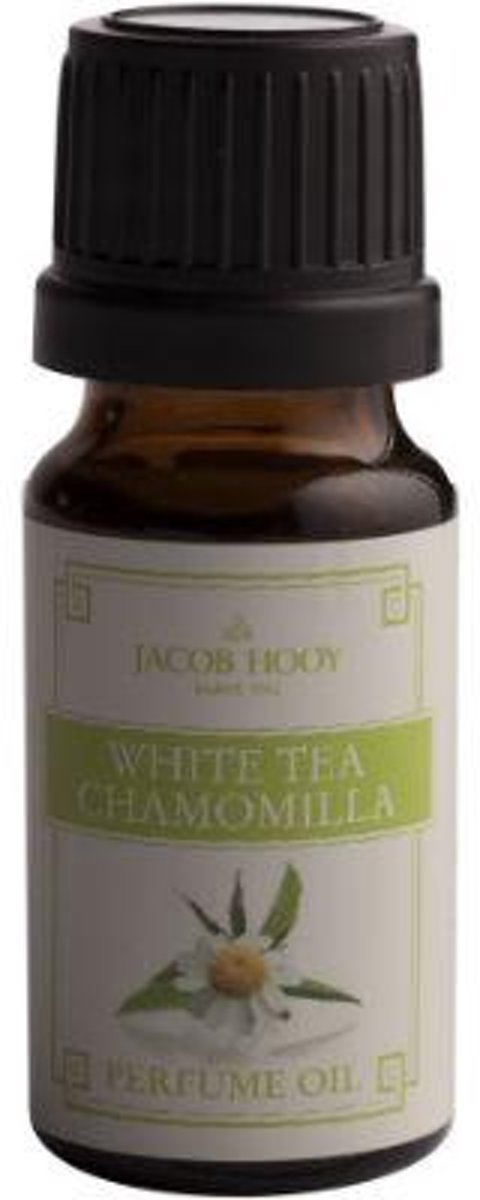 Jacob Hooy Parfum olie White tea Chamomile 10 ml