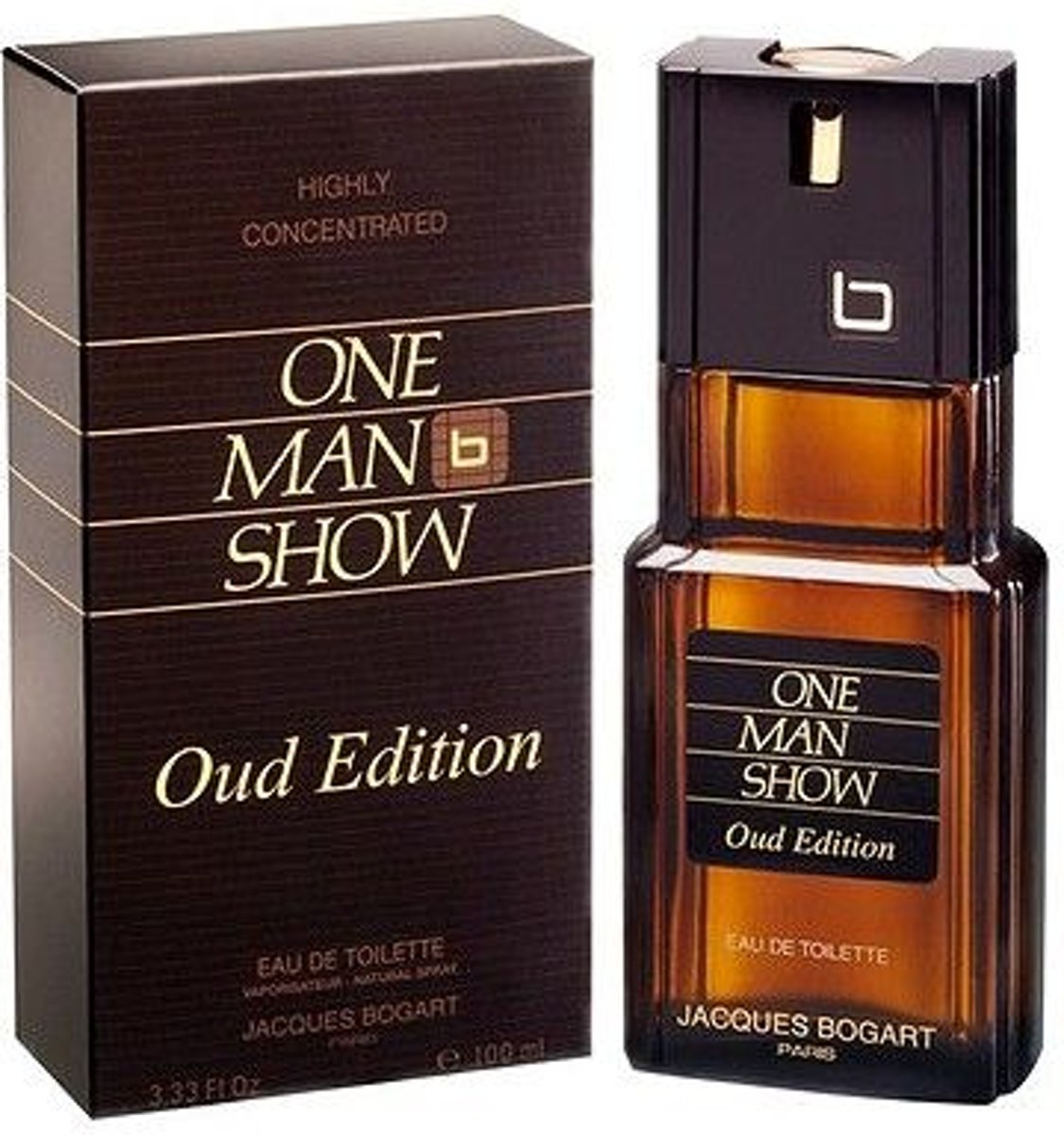 Jacques Bogart One Man Show Oud Edition eau de toilette spray 100 ml