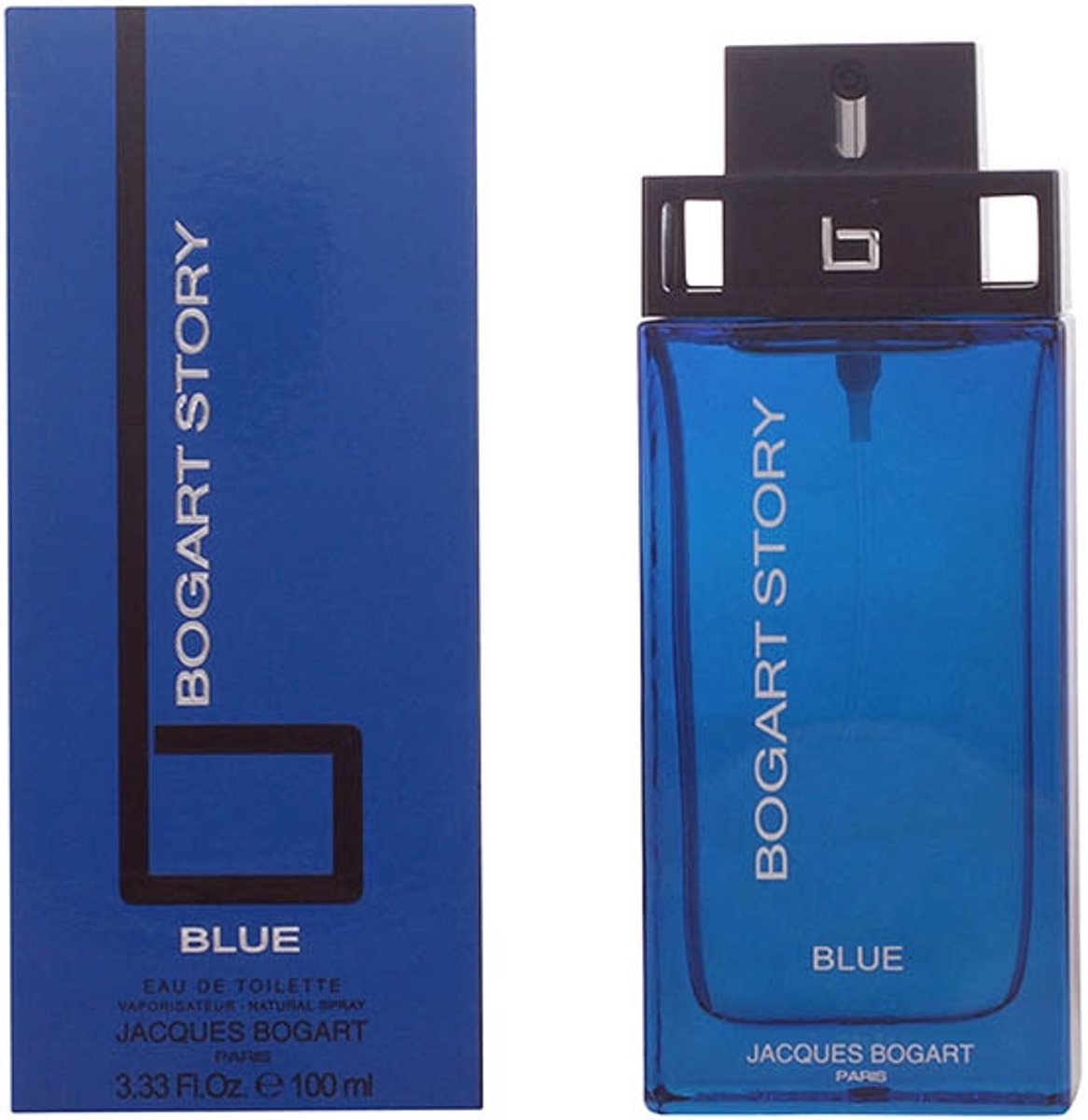 Jacques Bogart Story Blue Edt Spray 100 ml