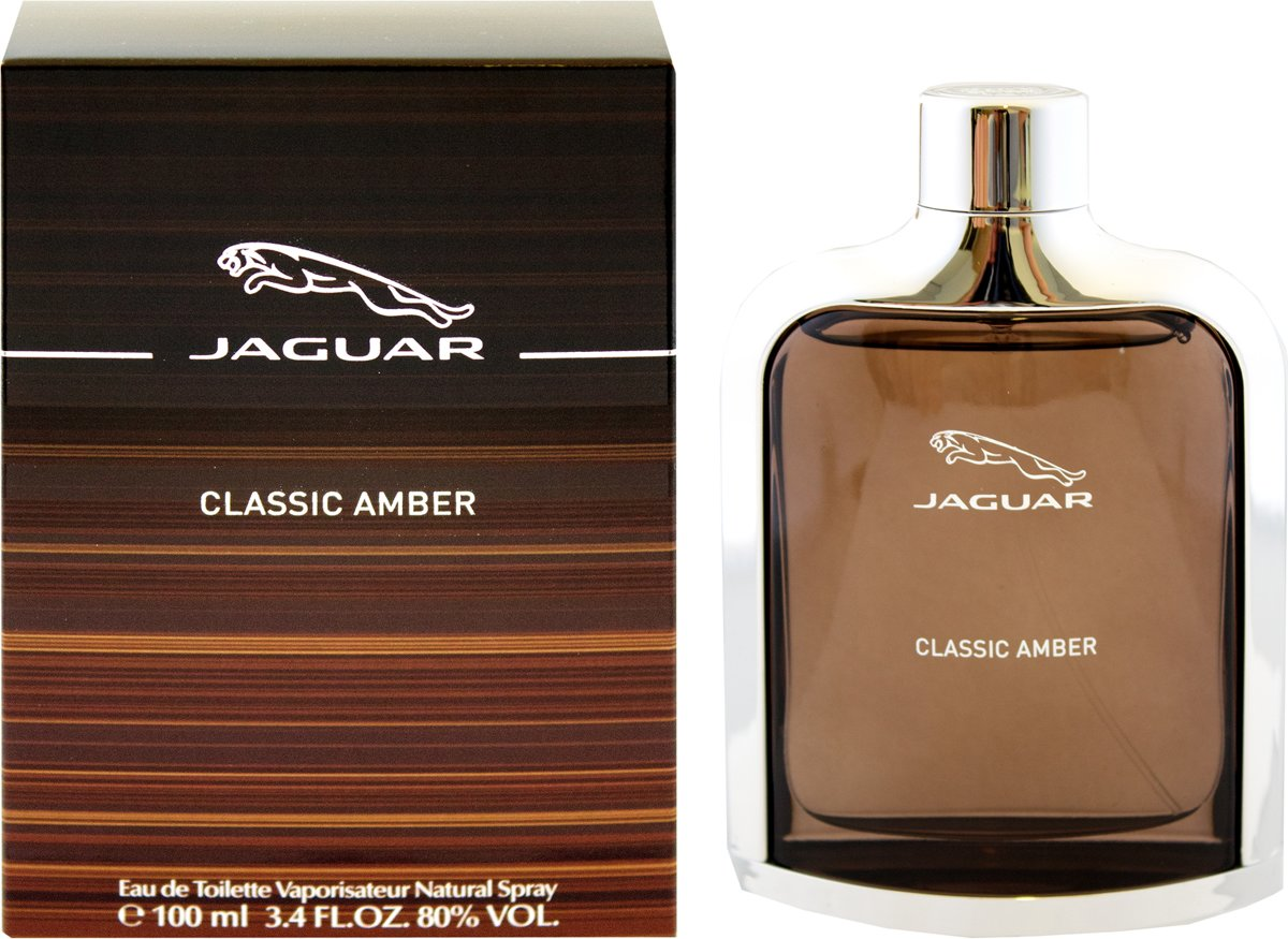 Jaguar Amber - 100 ml - Eau de toilette