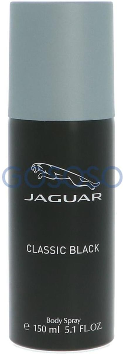Jaguar Classic Black Deo Spray 150ml