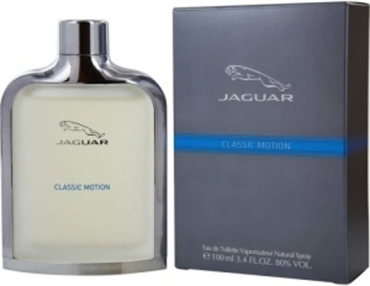 Jaguar Classic Motion - 100 ml - Eau de toilette