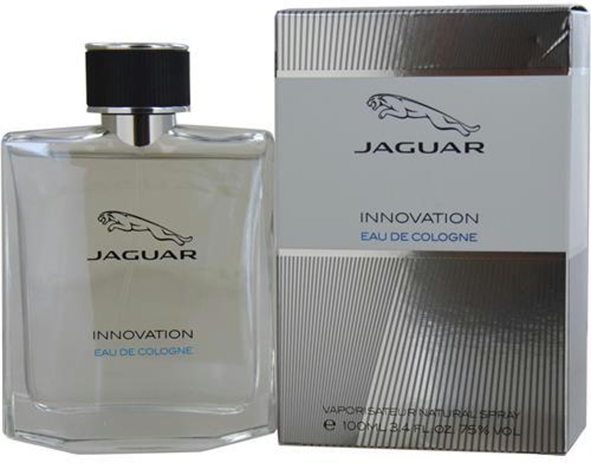 Jaguar Innovation 100 ml - Eau De Cologne Spray Men