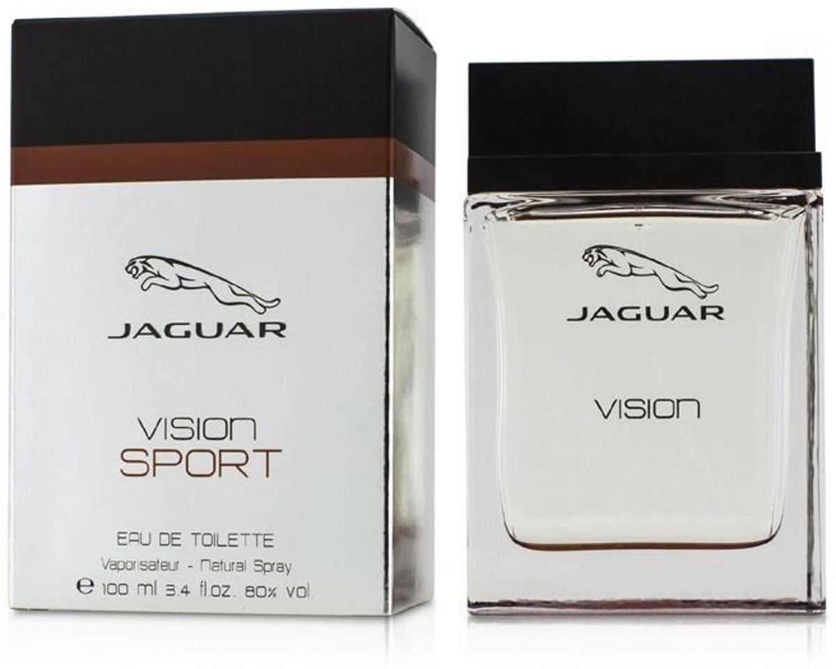 Jaguar vision sport edt 100 ml spray