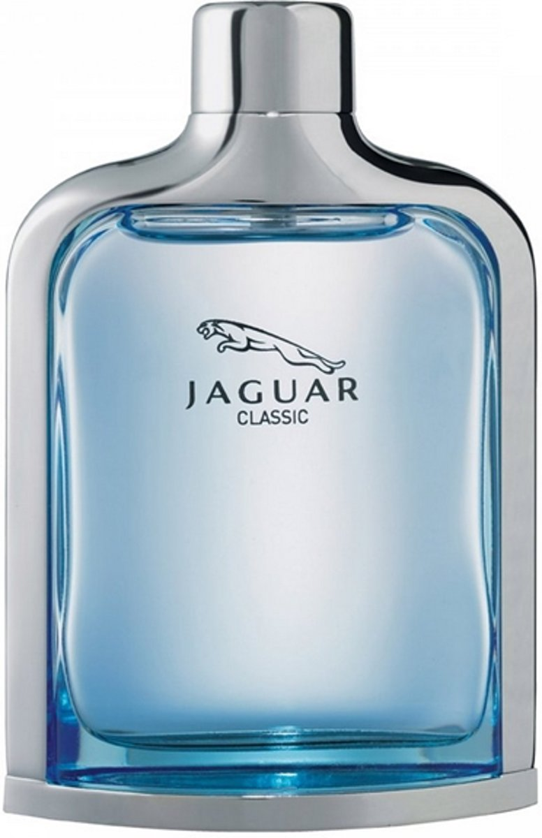 MULTI BUNDEL 2 stuks Jaguar Classic Eau De Toilette Spray 100ml