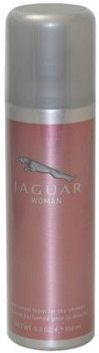 MULTI BUNDEL 5 stuks Jaguar Woman Mousse Shower Gel 150ml