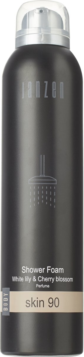 Janzen Skin 90 Shower Foam Doucheschuim 200 ml