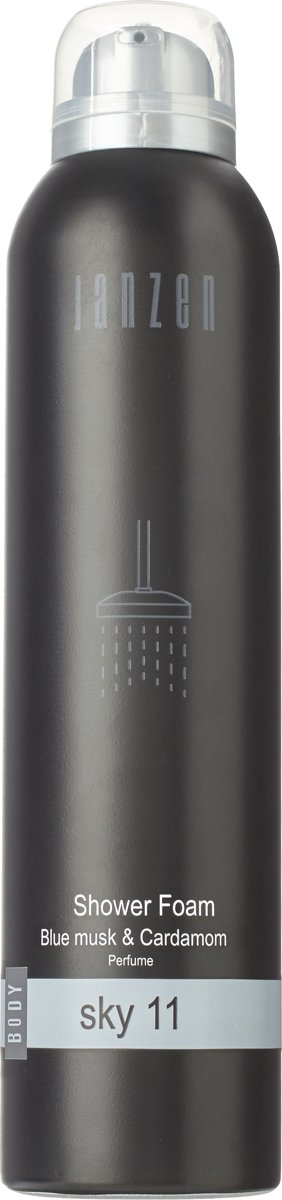 Janzen Sky 11 Shower Foam Doucheschuim 200 ml