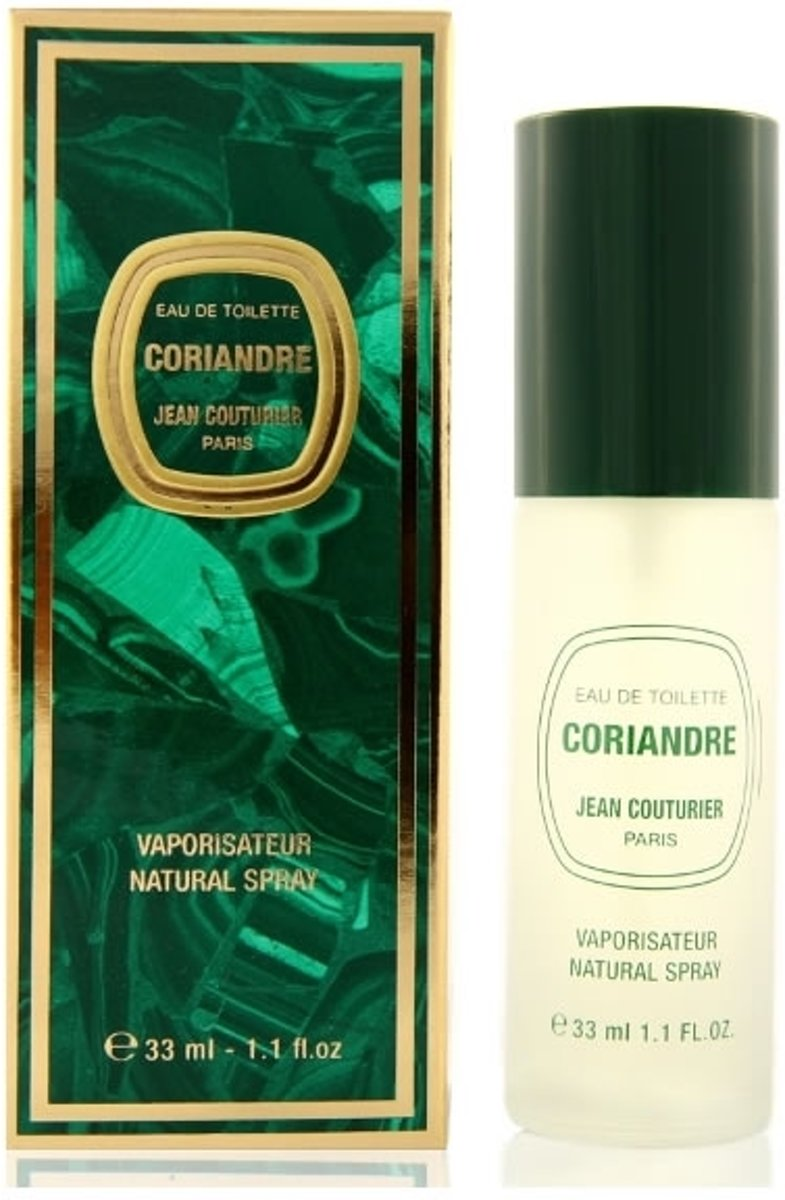 Jean Couturier Coriande eau de toilette spray 30 ml